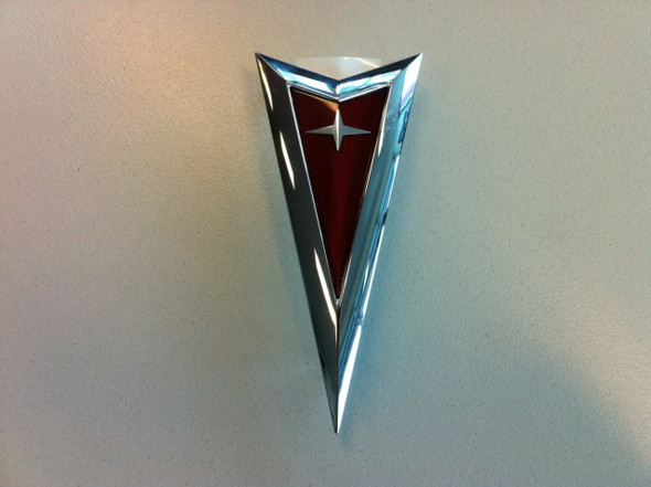 Pontiac G8 Badge for boot lid