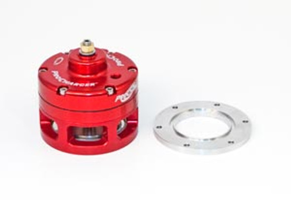 "ProCharger Race Valve Kit ""Open"" Steel Flange"