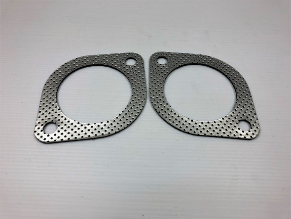"""REX Cat to 2 1/2""""Cat Back Gasket - Sold in Pairs"""