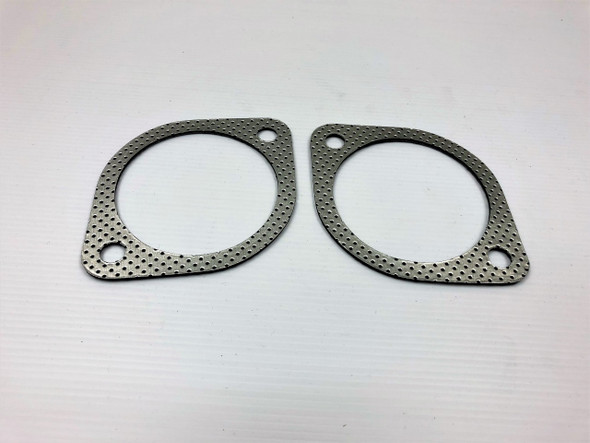 """REX Cat to 3"""" Cat Back Gasket - Sold in Pairs"""