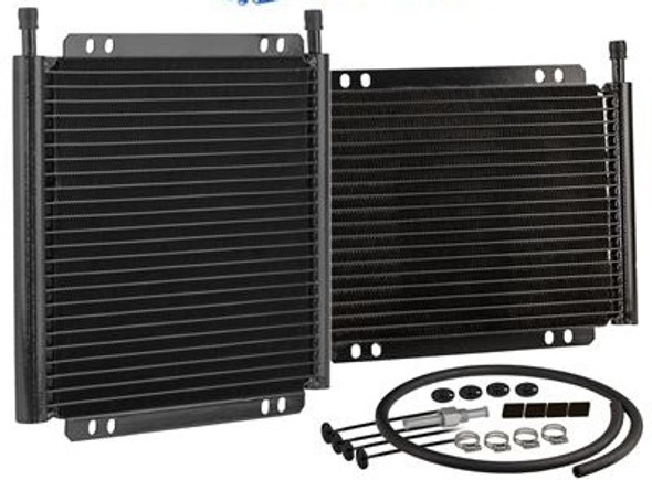 "Trans Oil Cooler HD Performance 3/4"" x 11-3/8"" x 11"""