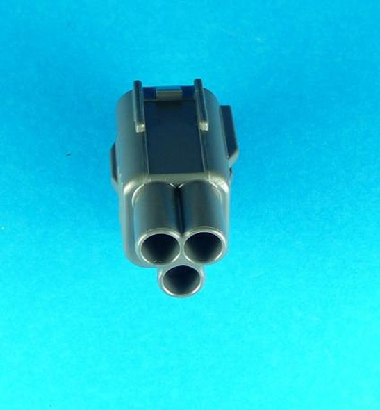 VE WASHER PUMP 3 PIN CON MALE