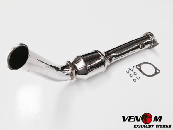 Venom FG & FG-X Turbo Cat Pipe