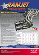 """REX VE - VF Triple Step 2"""" Headers and Cats"""