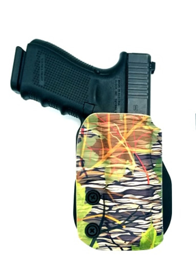 O W B Pancake Concealment Holster - GameFace Holsters