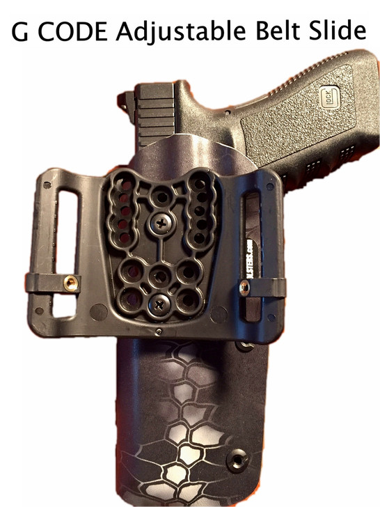 Belt Slide -  O.W.B Holster