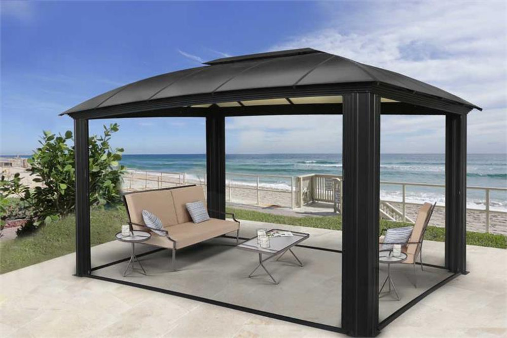 Paragon Outdoor Cambridge 12x16 Hard Top Gazebo
