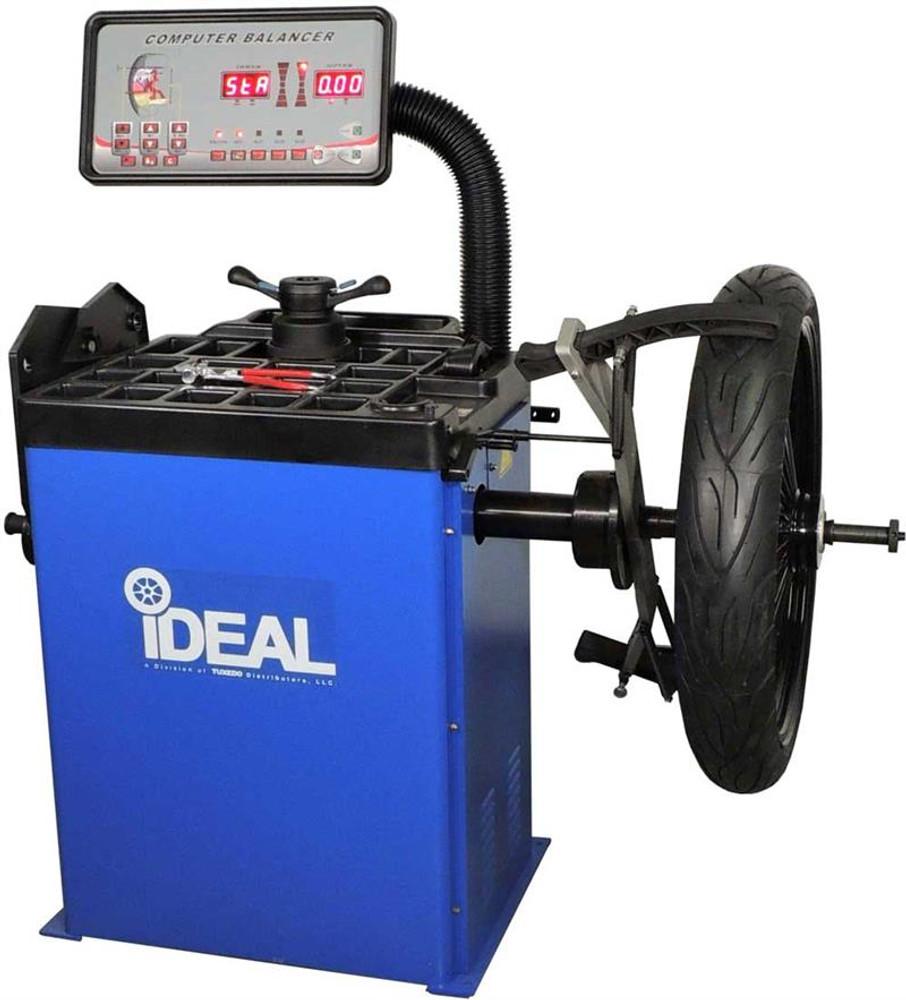 iDEAL WB-953-B-MCAB-K Motorcycle Wheel Balancer