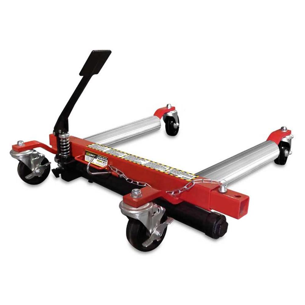 "Ranger RCD-1500EX 1,500-lb. Capacity GoCart Car Dollies / Jumbo / 13"" Tire Width / 39"" Tire Diameter (Set of 2)"