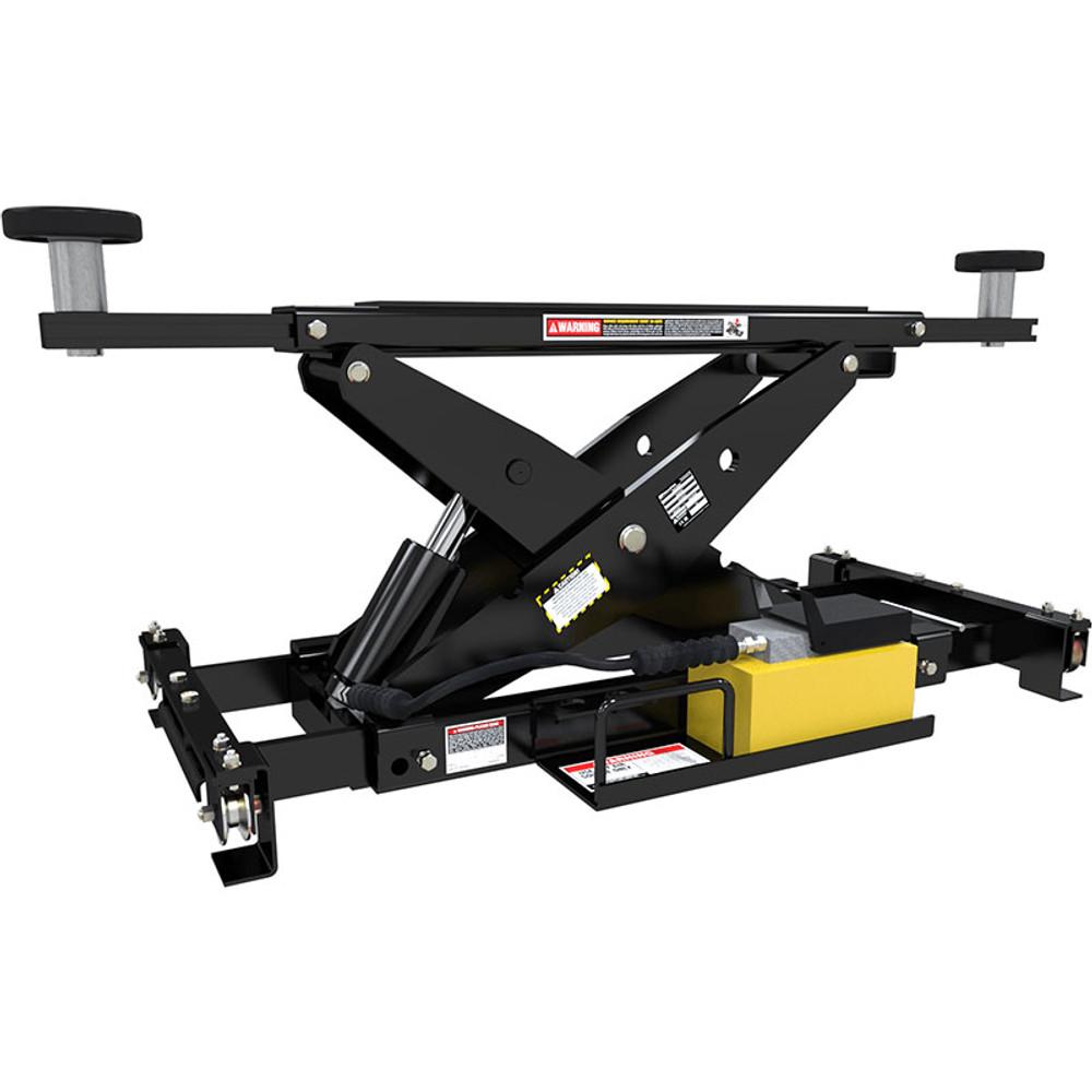 Bendpak RJ6W 6,000-lb. Capacity / Rolling Bridge Jack / Easy-Roll Wheels