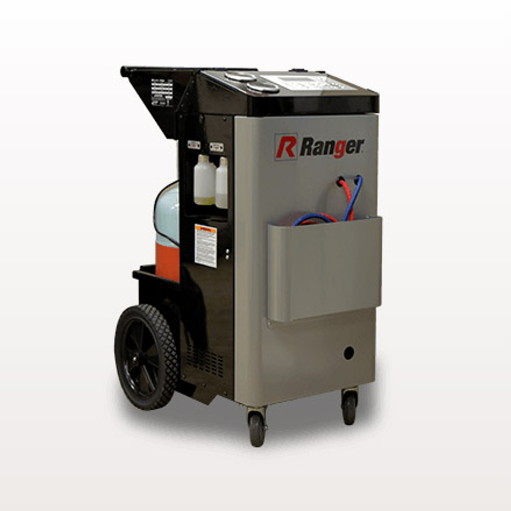 Ranger AC-134A R-134A Recovery, Recycling, and Recharging Machine / Automatic / Includes Vacuum Pump