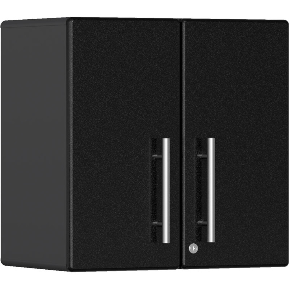 Ulti-MATE Garage 2.0 Series Black Metallic 2-Door Wall Cabinet