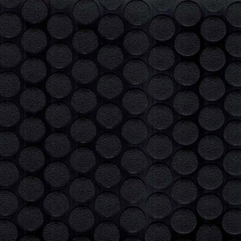Small Coin Pattern G-Floor 60 mil - 8.5' W x 22' L