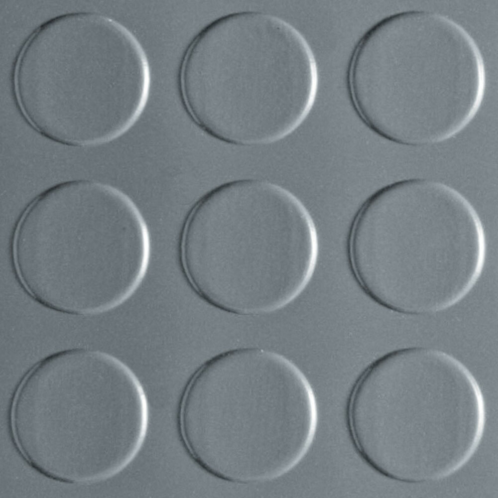 Coin Pattern G-Floor 75 mil - 5' W x 10' L