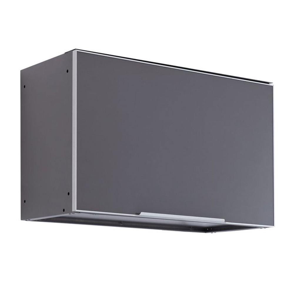 "NewAge Aluminum Slate 32""W x 14 3/4""D Wall Cabinet"
