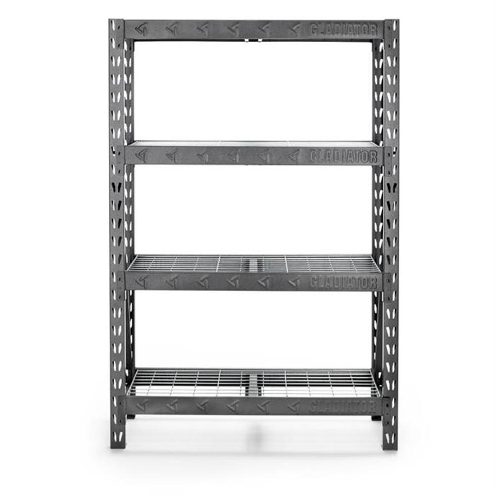 "Gladiator 48"" Tool-Free Rack Shelf"
