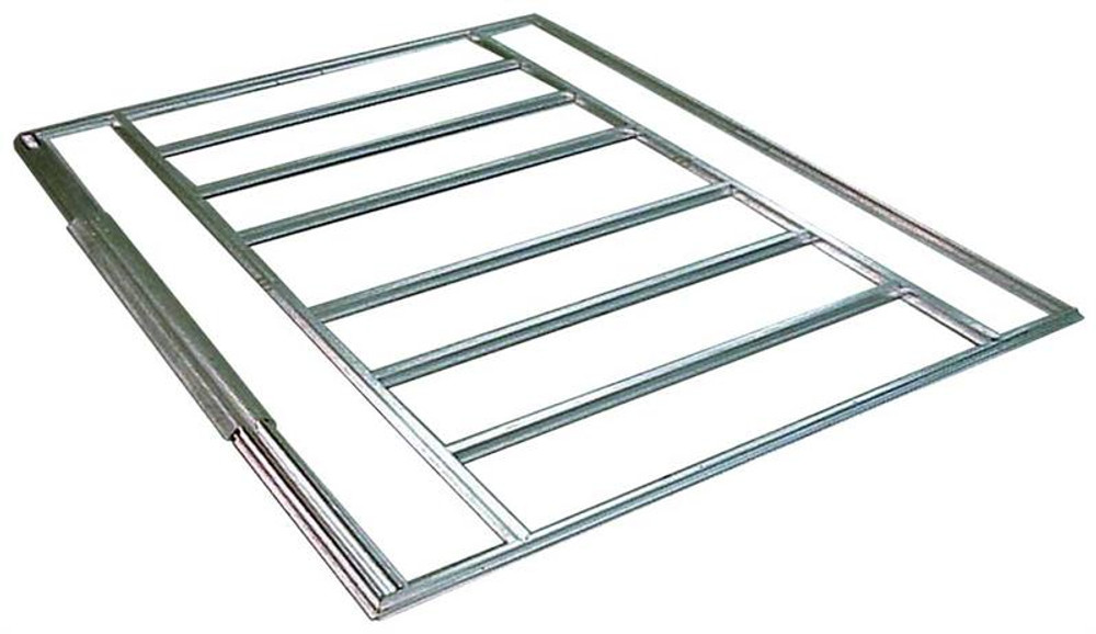Arrow Shed Floor Frame Kit for 6 x 4 ft., 8 x 4 ft., 10 x 4 ft. for Euro-Lite Pent Sheds