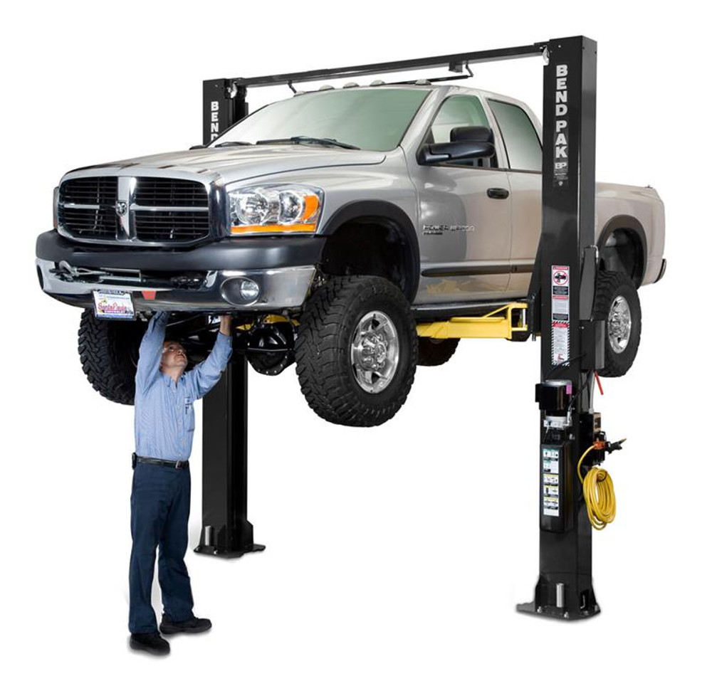BendPak XPR-10S-168 Extra Tall, Dual-Width, 10,000 Lb Capacity, ALI Certified Clearfloor