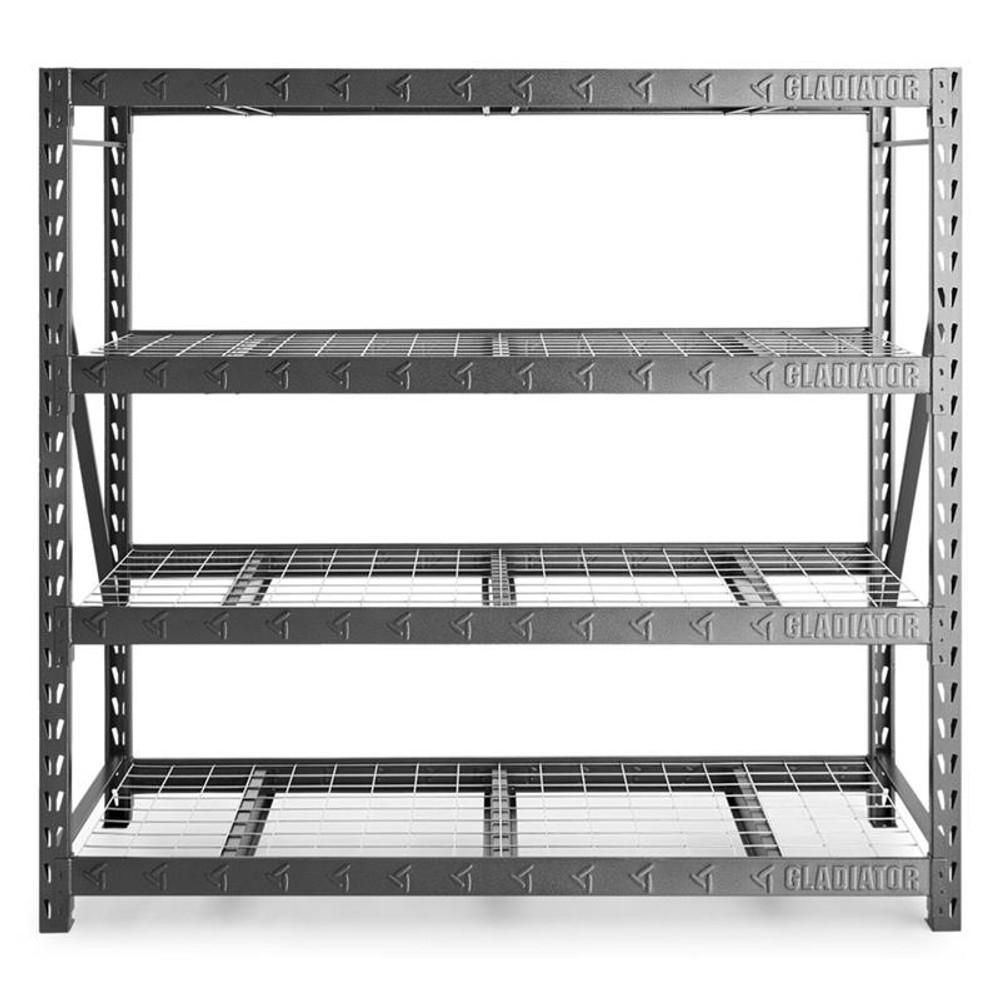 "Gladiator 77"" Tool-Free Rack Shelf"