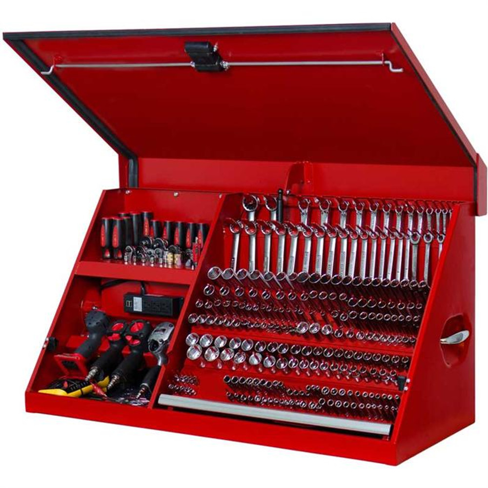 """Extreme Tools 41"""" Portable Workstation - Red"""