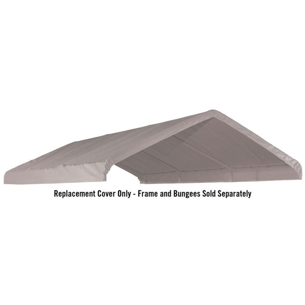 ShelterLogic Canopy Replacement Top - MaxAP 10 x 20 ft