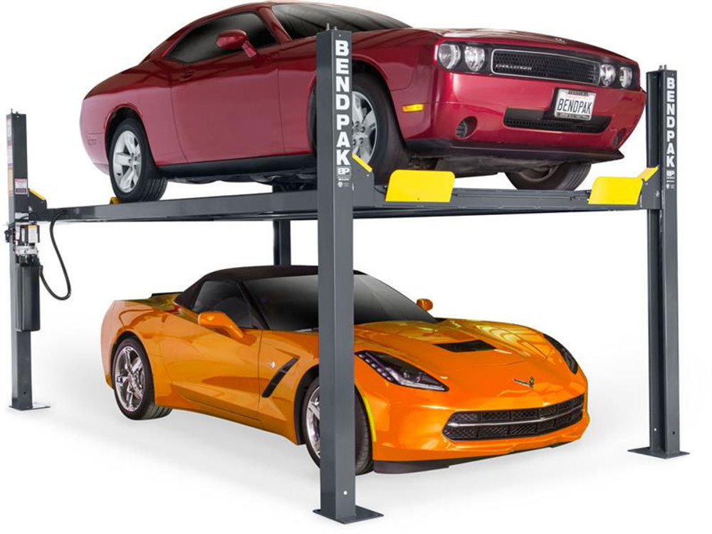 BendPak HD-9 9,000-lb. Capacity ALI Certified Standard Width Car Lift