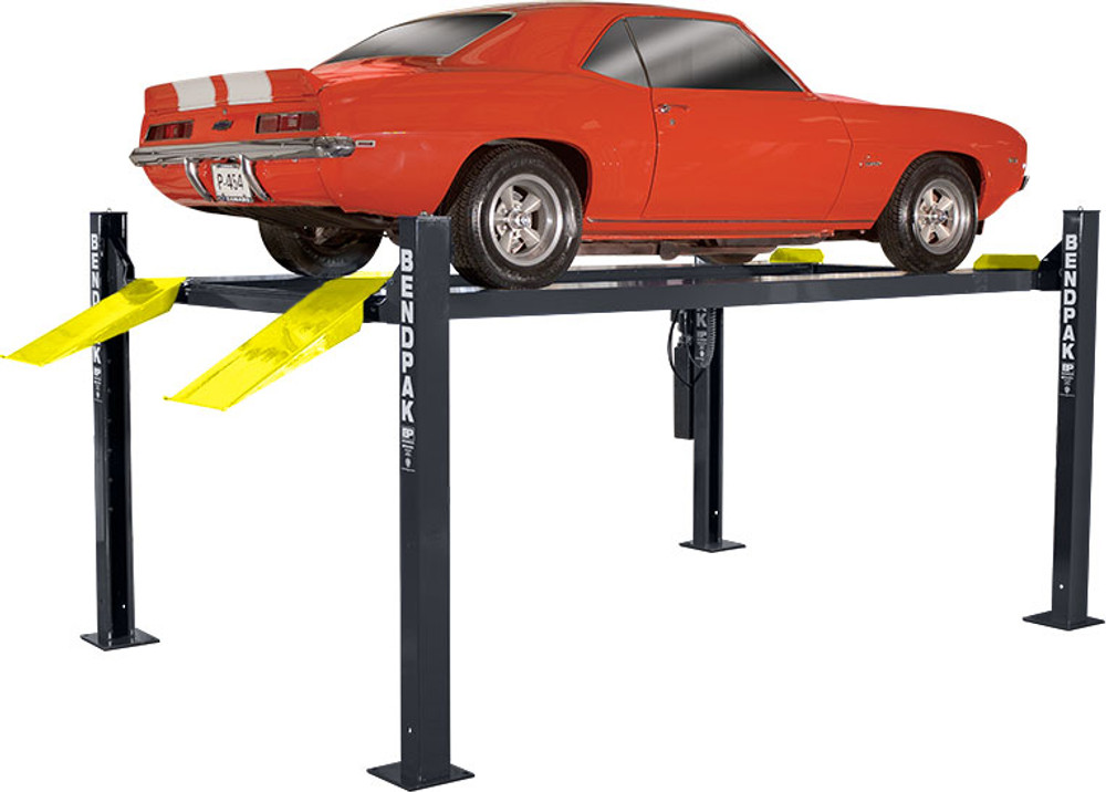 BendPak HD-9ST 9,000-lb. Capacity ALI Certified Narrow Width Car Lift