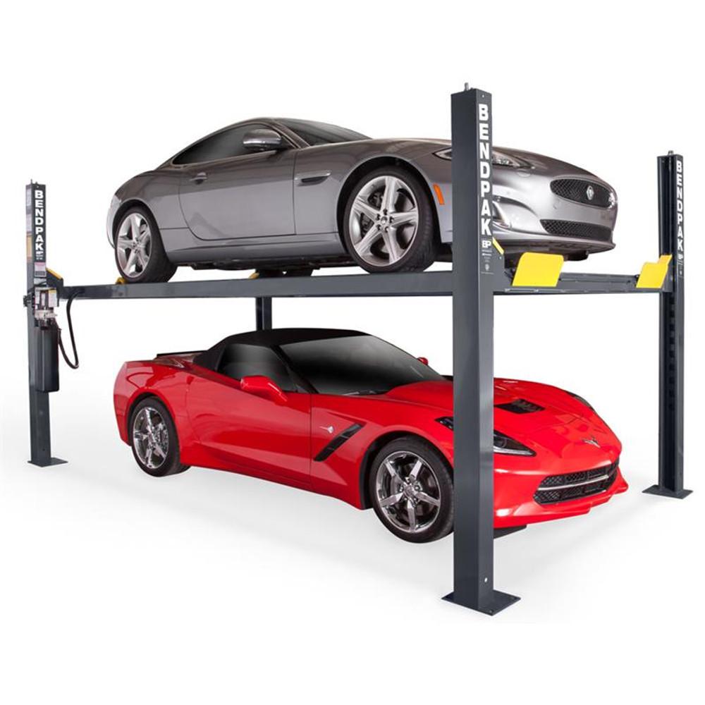 BendPak HD-9STX 9,000-lb. Capacity ALI Certified Narrow Width, Extra-Tall Lift