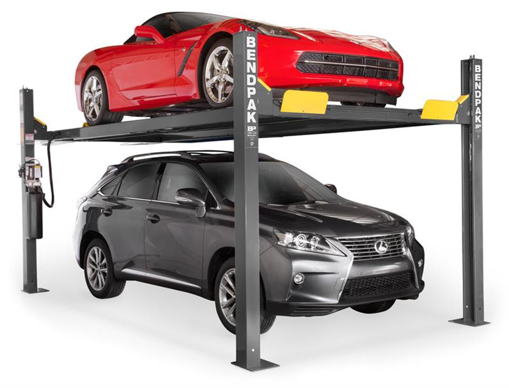 BendPak HD-9XW 9,000-lb. Capacity ALI Certified Standard Width, Extra-Tall Lift