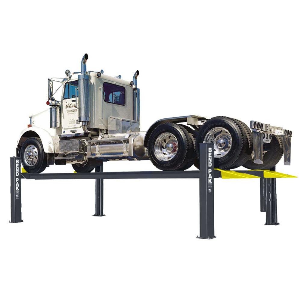 BendPak HDS-40 40,000-lb. Capacity ALI Certified Standard Four-Post Truck Lift