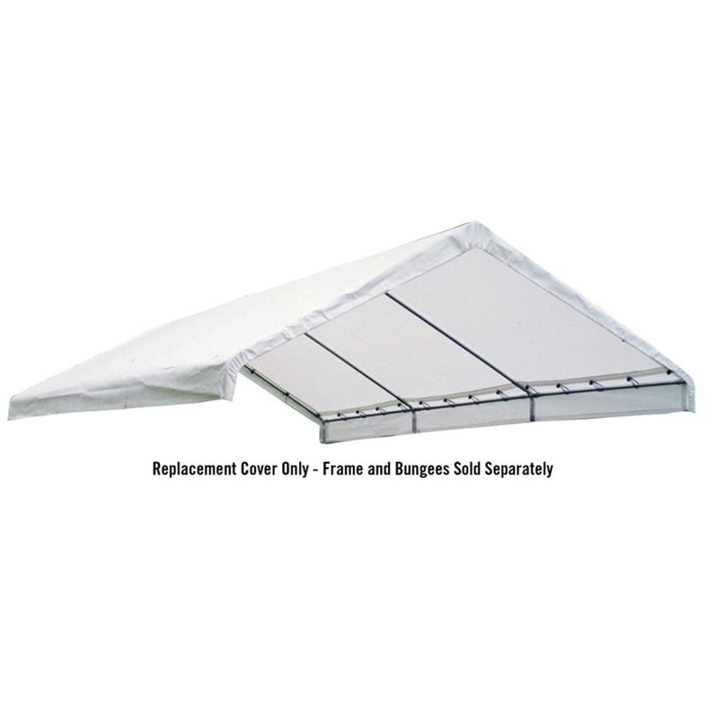 ShelterLogic Canopy Replacement Top - SuperMax 18 X 40 ft.