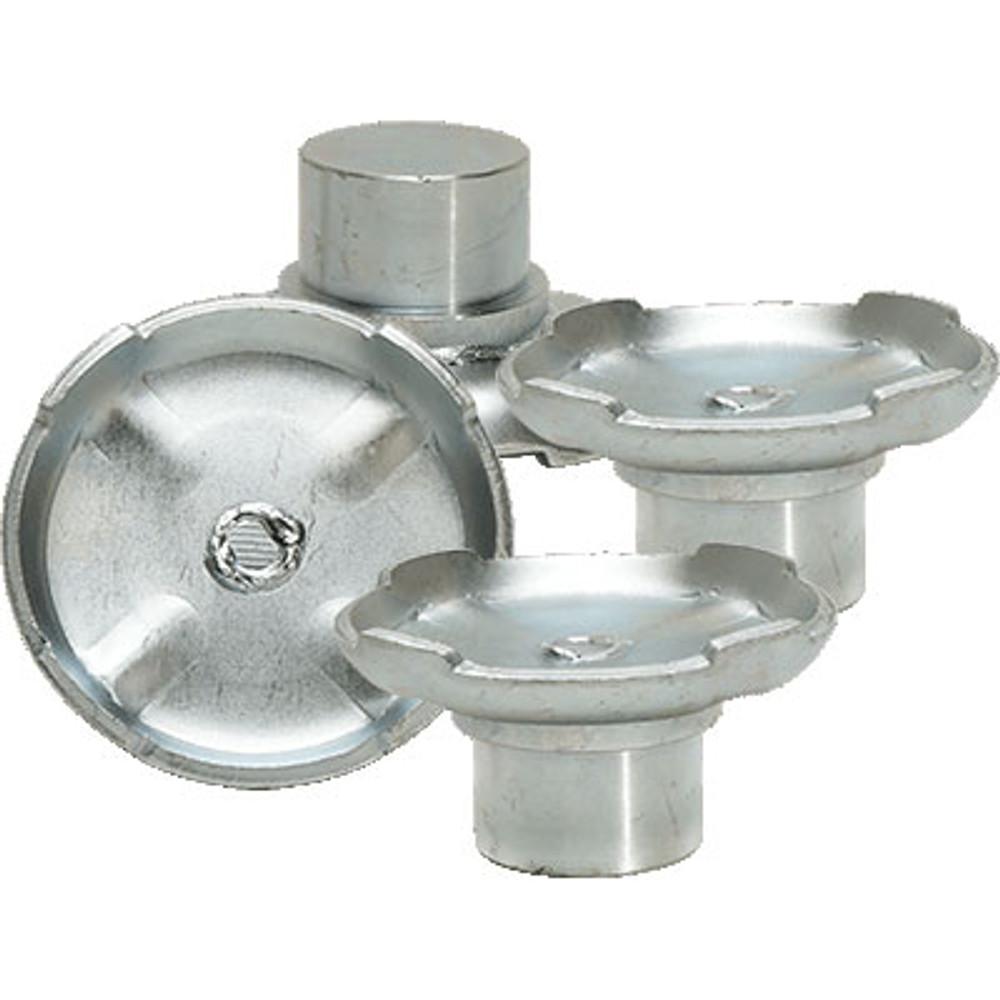 BendPak 2-Post Pad / Steel / 60mm Pin / Non-Screw Type / Set of 4