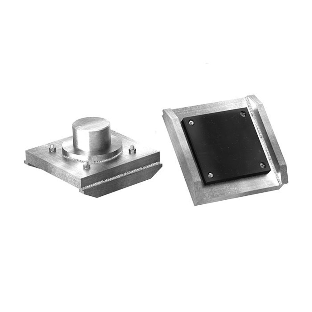 BendPak 2-Post Frame Cradle Pad / 60mm Pin / Fits Wide Frames / Set of 2
