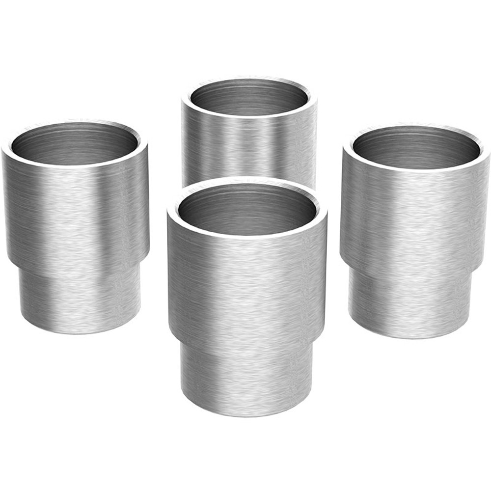 """BendPak 2-Post Low Adapter / 2"""" (52 mm) Height / 60 mm Pin / SET OF 4"""