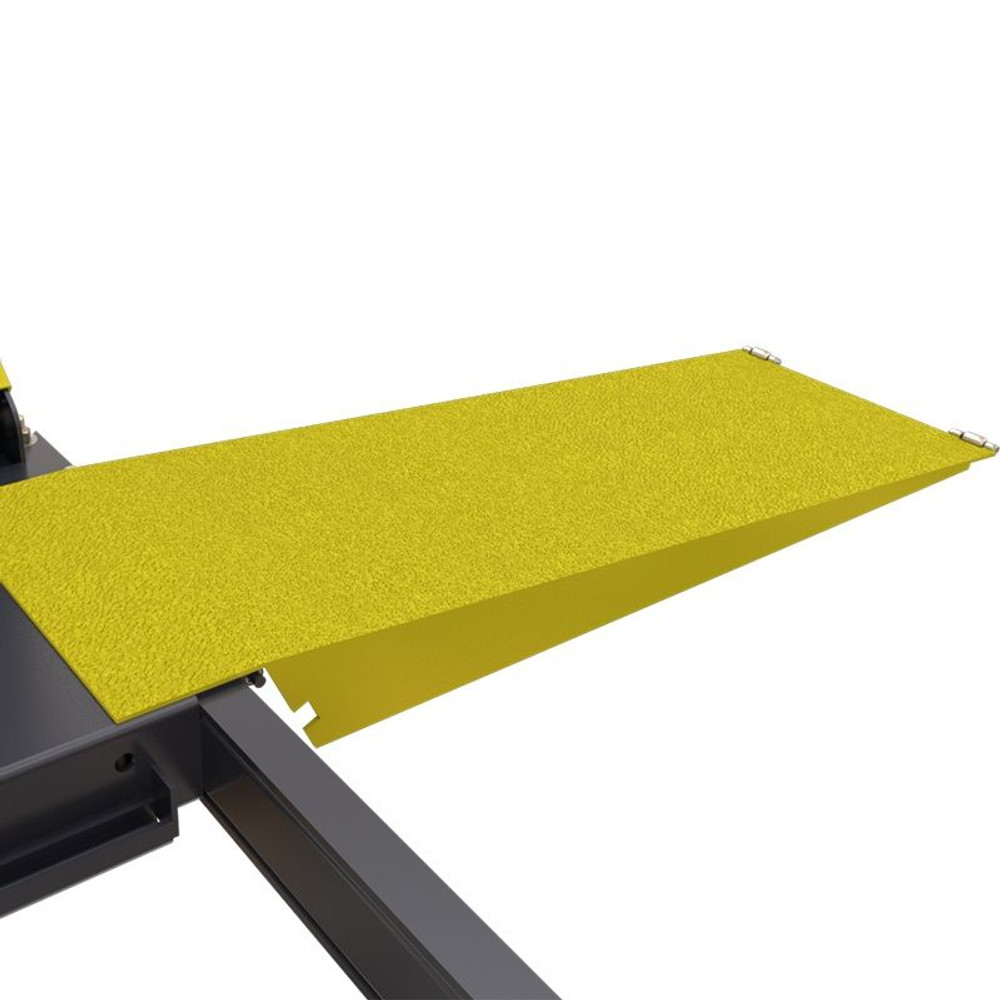 "BendPak 48"" Steel Approach Ramps / Fits HDS-35 & HDS-40 Series Lifts / Pair"