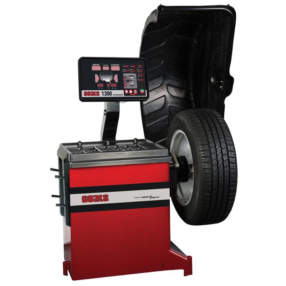 Coats 1300-2D Direct Drive Wheel Balancer