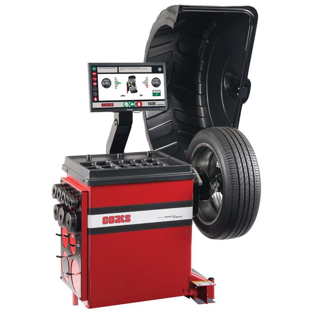 Coats 1600-3D Direct Drive Wheel Balancer