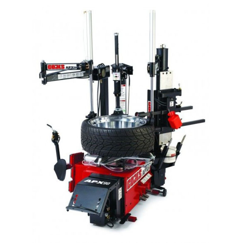 Coats APX90 All-In-One Rim Clamp Tire Changer