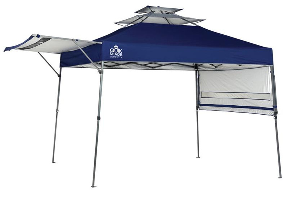 Quick Shade Summit SX170 10 X 17 ft. Straight Leg Canopy - Blue
