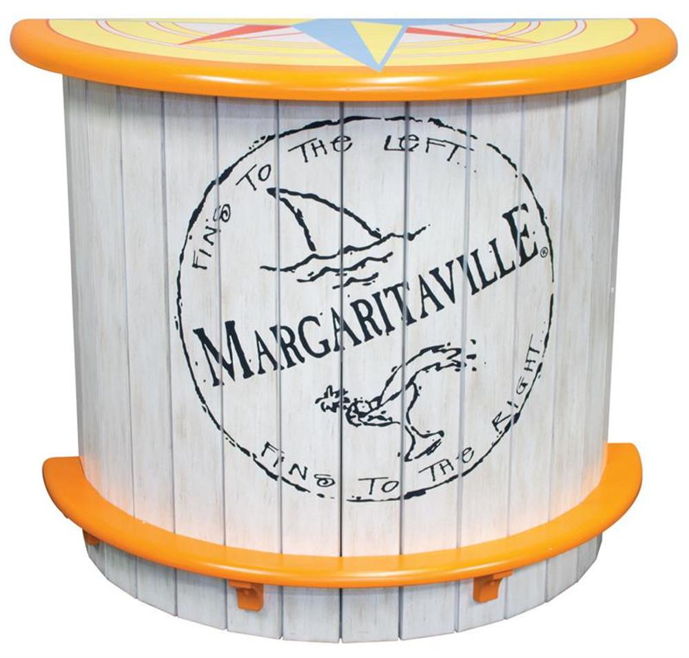 Margaritaville Half Moon Bar - Fins to the Left
