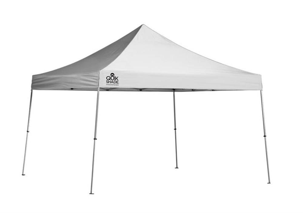 Quick Shade  Weekender Elite WE144 12 x 12 ft. Straight Leg Canopy - White