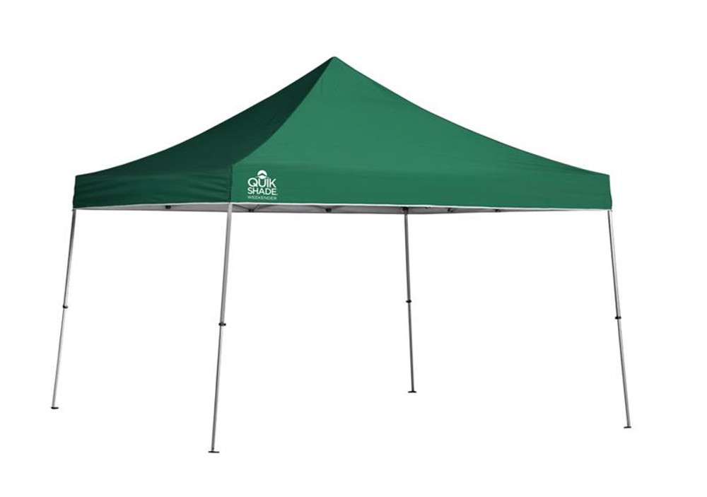 Quick Shade  Weekender Elite WE144 12 x 12 ft. Straight Leg Canopy - Green
