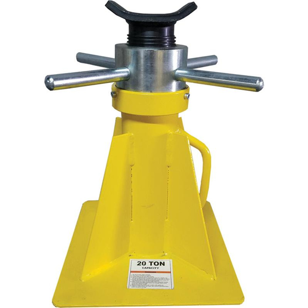 "iDEAL MSC-44K-STAND-26 Heavy Duty Jack Stand 16""-26"""