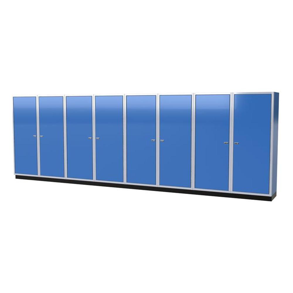 Moduline PRO II Series 8-Piece Garage Cabinet Set PGC020-02X