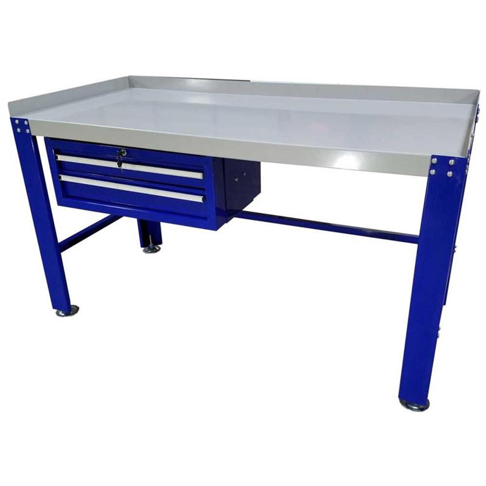iDEAL Premium Work Bench & Tool Cabinet (1,600 lb Capacity)