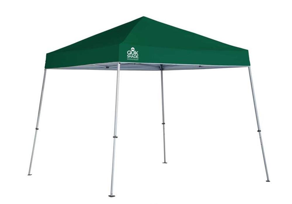 Quick Shade Weekender Elite WE64 10 x 10 ft. Slant Leg Canopy - Green