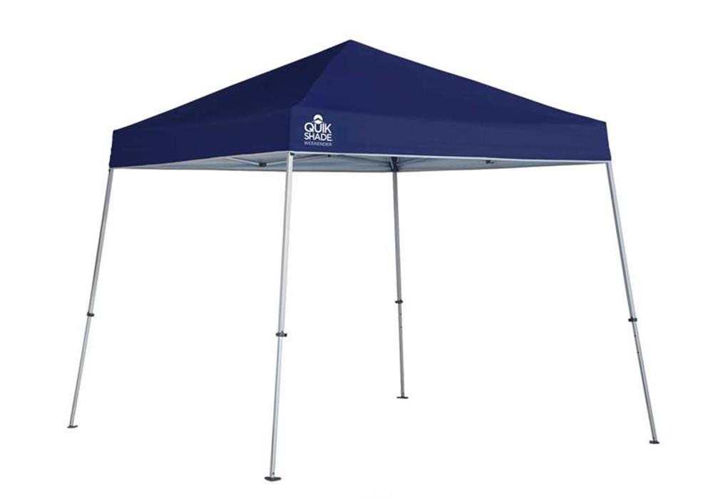 Quick Shade Weekender Elite WE64 10 x 10 ft. Slant Leg Canopy - Twilight Blue
