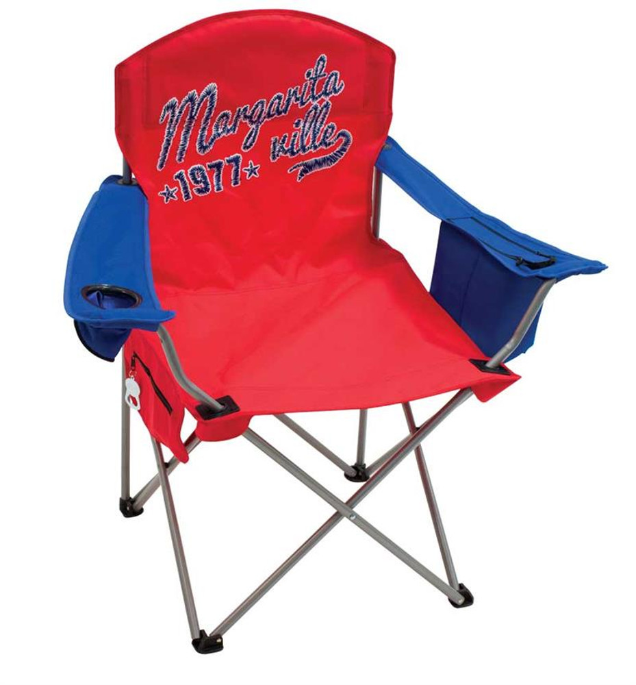 Margaritaville Quad Chair - 1977 - Red/Blue