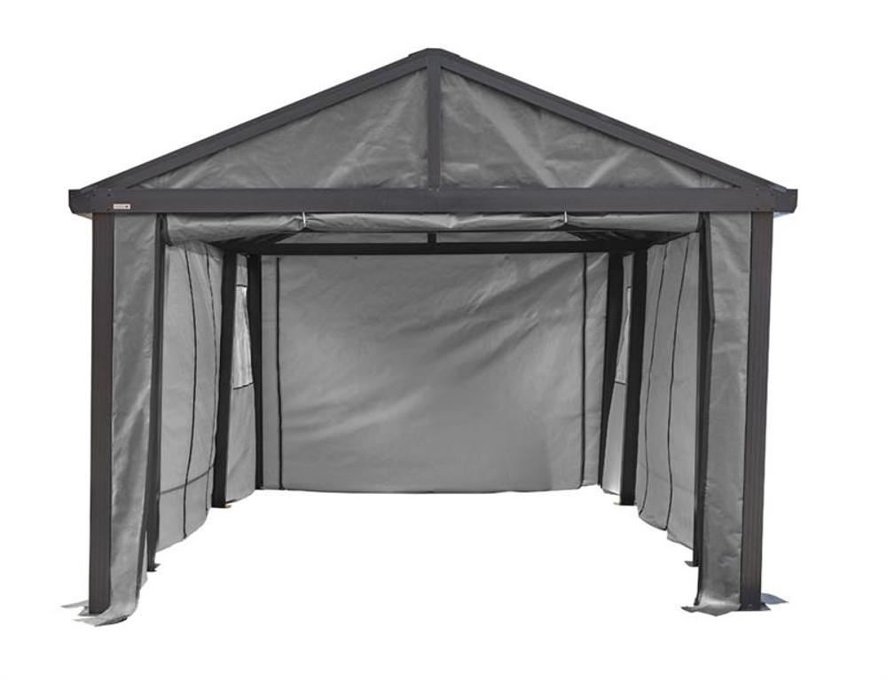 Sojag Samara Enclosure Kit 12x20 (Carport Sold Separately)