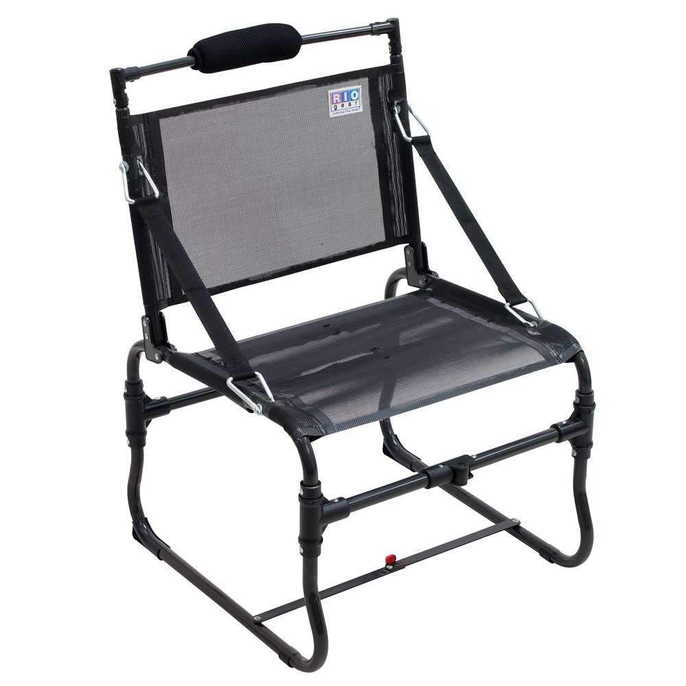 RIO Gear Compact Traveler Medium 16 in. Seat Height with Strap Arms